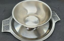 Rogers Insilco Mid Century Stainless Steel Serving Dish $20.00