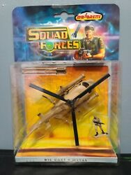Majorette SUPER FORCES Helicopter with soldier *Die cast* $15.99