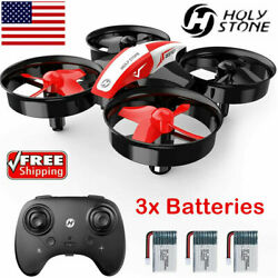 Holy Stone HS210 Mini Drone RC Quadcopter Helicopter 3D Flip Kids Flying Toy $59.98