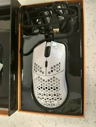 Glorious Model PC Gaming Race Mice FOR PARTS OR REPAIR UNTESTED AS IS $16.49