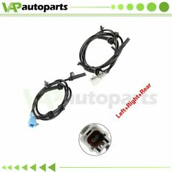 Fits 03 04 05 06 07 08 Fits Nissan Murano Pair of ABS Wheel Speed Sensor Rear $26.47