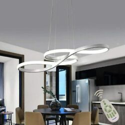 Dimmable Modern LED Ceiling Light Lamp Pendant Dining Room Living Room Fixture $72.99