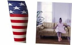 womens Original Series Novelty Shoe Size: 4 10 American Flag Red White Blue $15.69