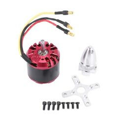 D4250 800KV 3 7S Brushless Motor for RC FPV Fixed Wing Drone Airplane Aircraft $28.99