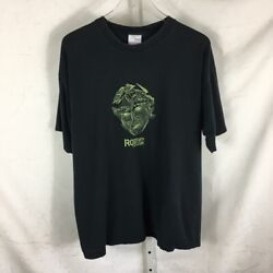 Vintage Roger Waters In The Flesh Short Sleeve T Shirt Single Stitch Black XL $48.99