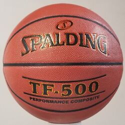 Spalding TF500 Basketball Sizes 7 29.5quot; and 6 28.5quot; Available $32.94