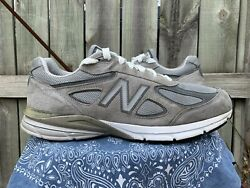 New Balance 990 Mens 13 D Made In USA Gray $49.99
