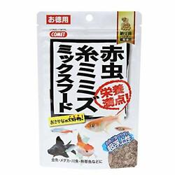 Comet economical red worms thread worms mix food natto 21g From Japan $30.54