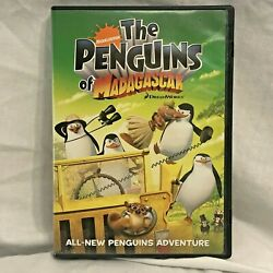 Nickelodeon The Penguins Of Madagascar DreamWorks DVD 2009 $3.90