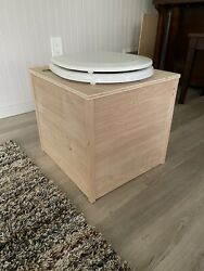 Compact Hand Crafted Composting Toilet $210.00