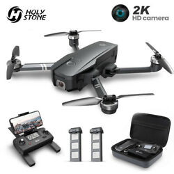 Holy Stone HS720 Wifi FPV Drone with 2K HD Video Camera RC Quadcopter Brushless $323.98
