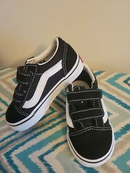 vans off the wall Boys Shoes Toddler New w o Box Sz 7 $25.80