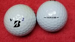 12 of the 2021 version Bridgestone Tour B XS used in Grade AAAAA Cond. Tour BXS $28.00