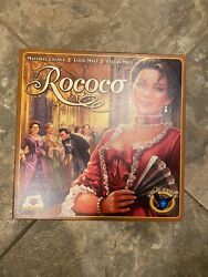 Rococo Board Game with Fancy Dresses Promo $84.00