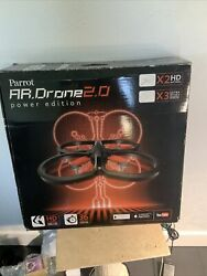 Parrot AR Drone 2.0: HD Camera Smartphone Tablet Controlled $59.99