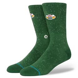 New with Tags Stance Socks Friends quot;The Last Onequot; Central Perk L 9 13 TV Unisex $13.99