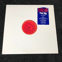 New Kids on the Block Games 4 Tracks EP Promo 12quot; Single Columbia 1990 $19.95