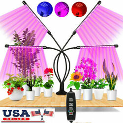 200 LED Plant Grow light Flexible Growing Lamp for Indoor Veg Hydroponic Plant $14.29