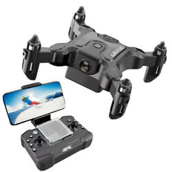 Mini Drone With HD Camera Hight Hold Mode RC Quadcopter RTF WiFi Helicopter Dron $34.00