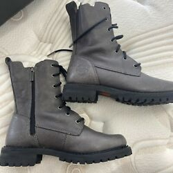 womens harley boots 7.5 $75.00