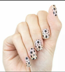 Color Street STAR FOR THE COURSE Retired 100% Nail Polish Strips $16.99