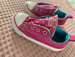 Converse All star Kids Chuck Taylor Size 9. Pink. Clean And Fast Shipping. $12.99