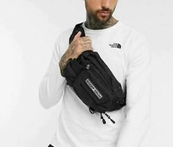 NEW $99 The North Face Steep Tech Fanny Pack Sling Bag Crossbody Black Hiking $84.95