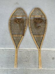 Vintage Snowshoes Faber Made In Canada C $150.00