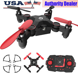 Holy Stone Mini RC Drone Altitude Hold Quadcopter 3 Batteries 3D Flips Kids Gift $39.99