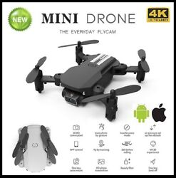 6quot; Mini Drone with Camera 4K HD RC Foldable Helicopter Small Drone Free Shipping $58.00