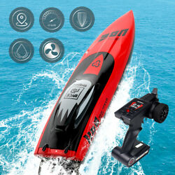 UDI RC Racing Boat High Speed 40KM H Brushless Remote Control Boat with Battery $89.98