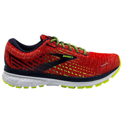 Brooks Ghost 13 Black Red Blue Yellow 3481D610 Running Shoes Men#x27;s 7.5 13 New $100.00
