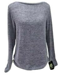NWT C9 By Champion Women's Long Sleeve Open Back Activewear Top Lavender Sz. M $16.77