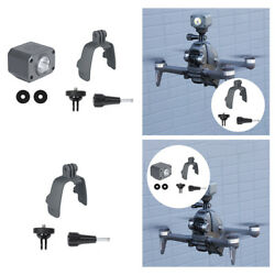 Top Bracket Sports Camera Expansion Adapter Clamp Holder for DJI FPV Drone $26.29
