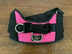 Pug Life Dog Harness DEFECTIVE missing side ring size XS S M L XL XXL $6.00