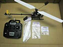 Kyosho EP Caliber M24 RC Helicopter For Parts $49.00