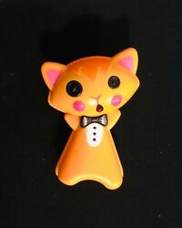 """MGA Lalaloopsy 12quot; STAR HARMONY B SHARP Replacement Rattling Pet Cat Only 4.5"""" $9.00"""