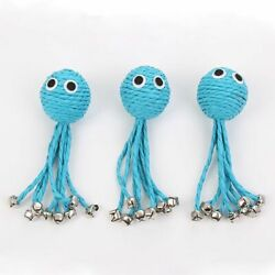 Woven With Paper Rope Grinding Cat Toy Pet Playing Toy Pet Supplies Cat Toy $5.28