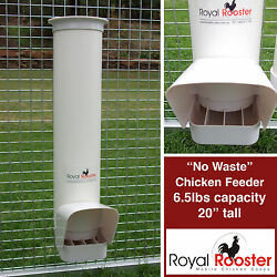 ROYAL ROOSTER Chicken Poultry Coop Single Feeder $49.99