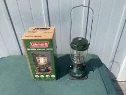 Coleman Northstar Dual Fuel Lantern 2000A750 dated 05 03 with Electric Ignition $175.00