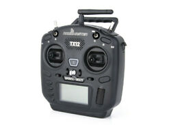 RC RADIOMASTER TX12 2.4GHz Compact 12ch Multi Protocol OpenTx RC Transmitter $102.69