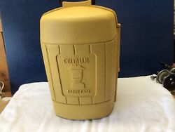 Vintage Coleman Lantern Yellow Clam Shell Case $100.00