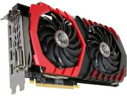 MSI AMD Radeon RX580 8Gb FOR PARTS NOT WORKING $180.00