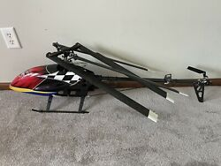 Align T Rex Trex Type 600 Size Four Bladed RC Remote Control Helicopter Airframe $399.95