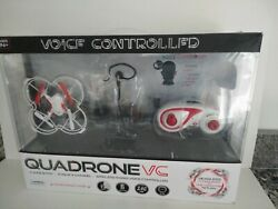 Voice Command Quadrone Wireless Radio Controlled 6 Axis Gyro 2.4 GHZ 4 Channel $9.95