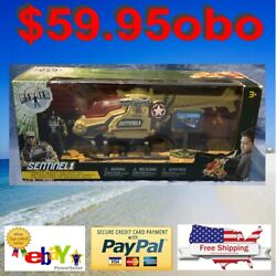 SEALED True Heroes Sentinel 1 Mobile Squad Helicopter TOYS R US 2015 FREE SHIP $59.95