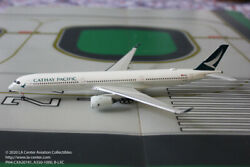 Phoenix Cathay Pacific Airways Airbus A350 1000 New Color Diecast Model 1:400 $89.95