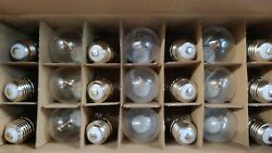 New Feit Electric LED Replacement String Light Bulbs 24 Pack Straight NEW