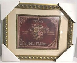 Framed Print Essence by Kimberly Poloson French Country Cottage Shabby Decor $28.00