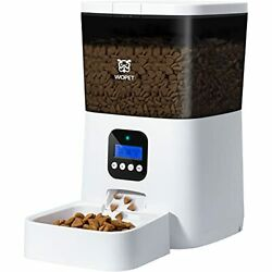 WOPET Automatic Cat Feeder7L Pet Food Dispenser for Cats and DogsProgrammable... $70.54
